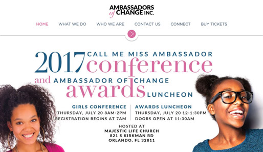 Ambassadors of Change Inc.