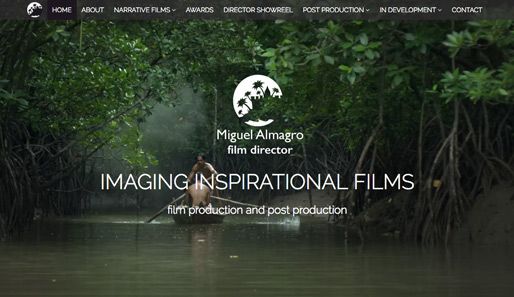 Miguel Almagro - Film director