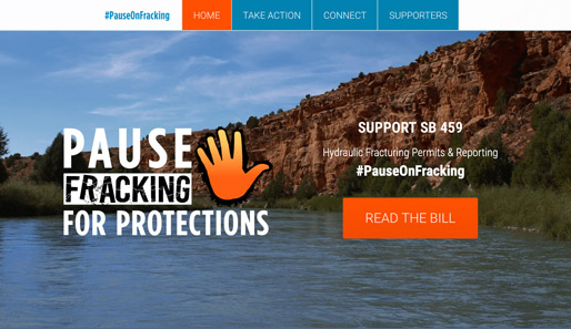 Pause Fracking for Protections