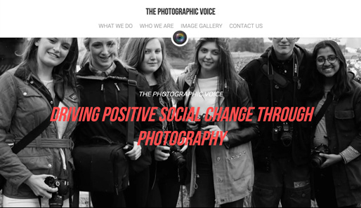 The Photographic Voice