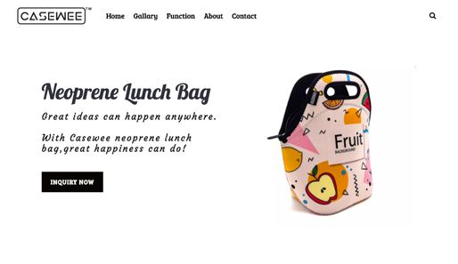 Premier Neoprene Lunch Bag