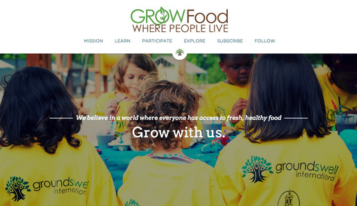 Grow Food Where People Live