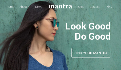 Mantra Eyewear Official Website
