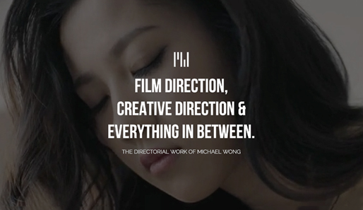 Michael Wong - Film Director