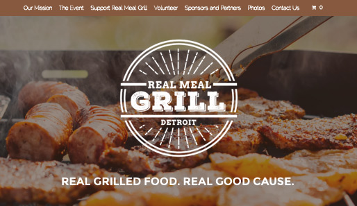 Real Meal Grill Detroit