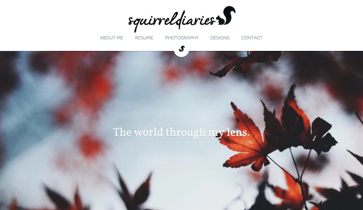 squirreldiaries